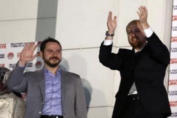 Erdoğan's son-in-law: Turkey is officially at war