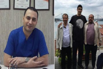 Turkish dentist sentenced to 7,5 years over NBA star Kanter's selfie taken on his clinic balcony