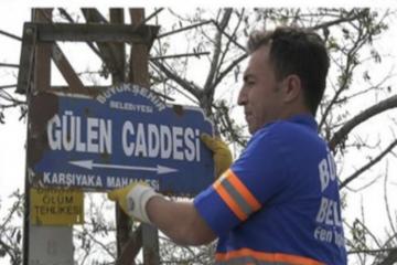 Turkey's Ankara municipality changes street names recalling Fethullah Gülen