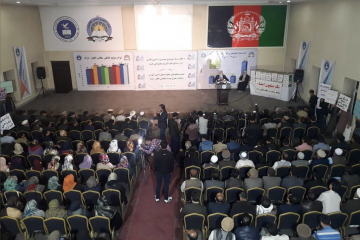 Parents of Afghan-Turk School students vow to defend school in Mazar-e Sharif to the end