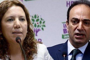 Turkish Parliament strips HDP deputies Baydemir and Irmak of parliamentary status