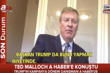 COMMENTARY — Ted Malloch's ties to Turkey's Erdoğan under the spotlight