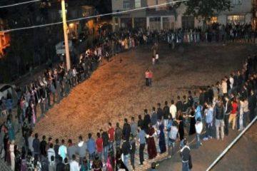 Turkish police detain 2 people for singing in Kurdish at a wedding
